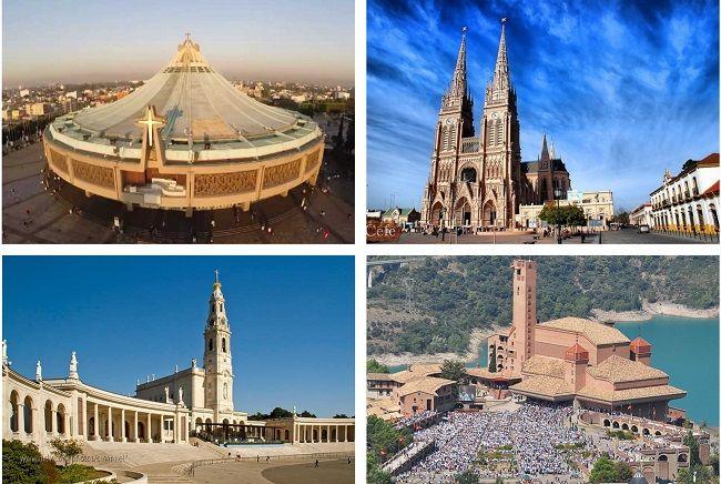 Santuarios de todo el mundo se unirán el 4 de abril a Mater Fátima, un acto mundial de Oración, Adoración y Consagración 1