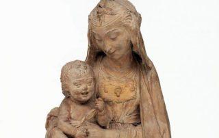 «La Virgen con el niño riendo» - ¿Es la única escultura que hay de Leonardo Da Vinci? 3