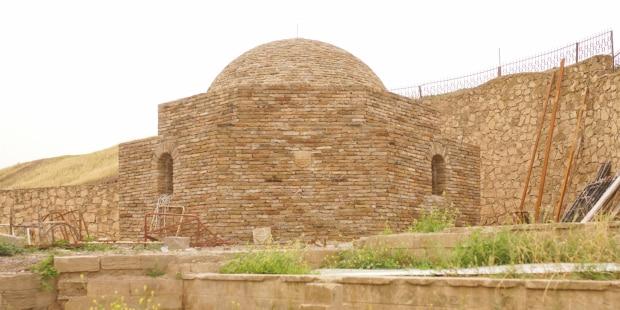 En Irak, el renacimiento del santuario de Mar Behnam 1