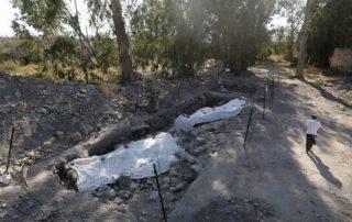 Arqueólogos israelíes anuncian haber descubierto el lugar donde nació san Pedro 2