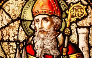 San Patricio - Su odisea contra los druidas: secuestros, insultos y persecuciones 7