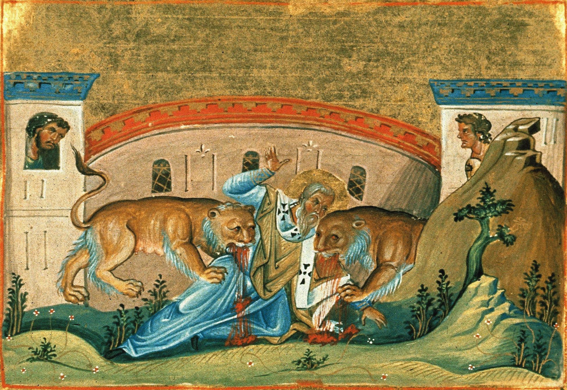 El martirio de cristianos en el Coliseo - ¿más mito que realidad? 1
