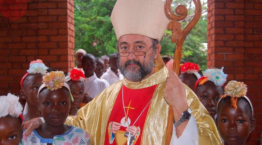 Obispo en Rep. Centroafricana: Rezad para que, si es necesario, el Espíritu Santo nos dé la fuerza de pasar por el martirio 1