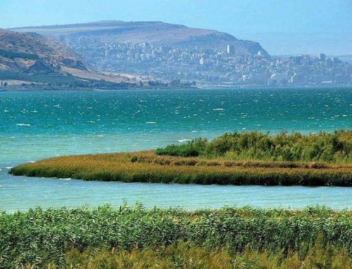 El Mar de Galilea ha pasado en muy poco tiempo de la sequía a una abundancia «de proporciones bíblicas»