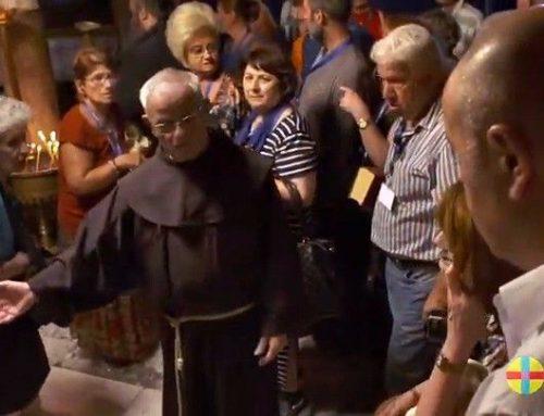 «Cuando vuelva»: un documental de Fernando de Haro para que siempre haya cristianos en Tierra Santa