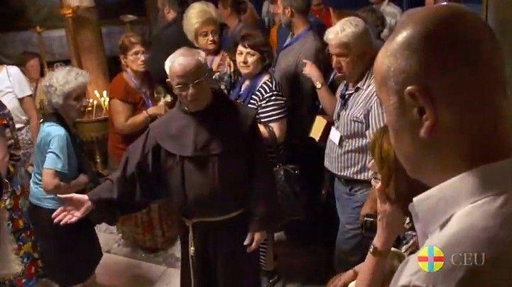 «Cuando vuelva»: un documental de Fernando de Haro para que siempre haya cristianos en Tierra Santa 1
