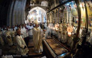 Triduo Pascual en Jerusalén: «No me acostumbraré nunca a vivir en contacto tan estrecho con la Resurrección» 4