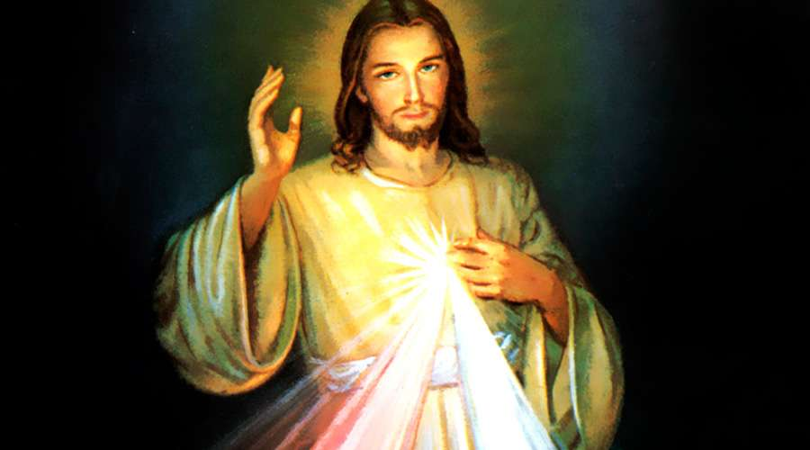 Domingo de la Divina Misericordia - 2º domingo de Pascua 1