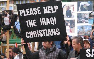 Irak anhela tiempos mejores para su Iglesia y su pueblo 1