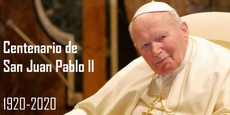 Centenario de san Juan Pablo II - 18 de mayo de 2020 1