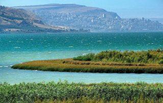 El Mar de Galilea ha pasado en muy poco tiempo de la sequía a una abundancia «de proporciones bíblicas» 3