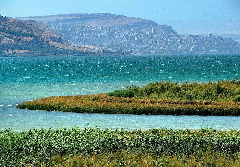 El Mar de Galilea ha pasado en muy poco tiempo de la sequía a una abundancia «de proporciones bíblicas» 1