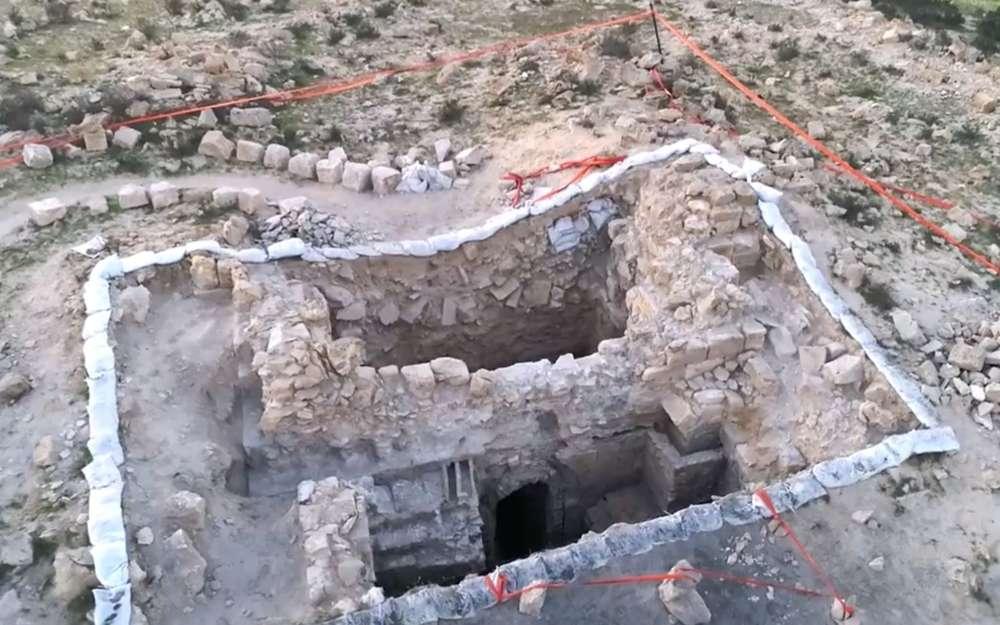 Desierto del Negev - descubrimientos recientes en Halutza 1
