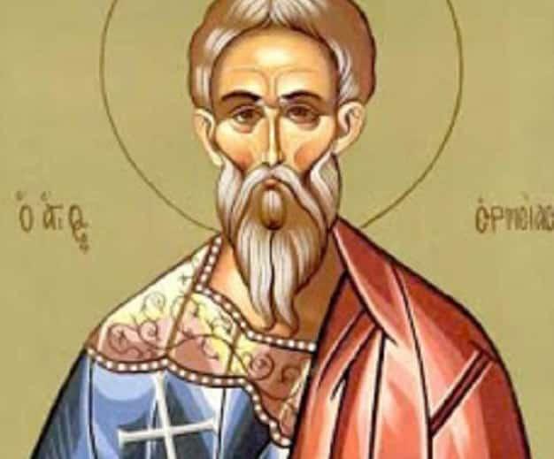 San Hermas, uno de los primeros cristianos de Roma 1