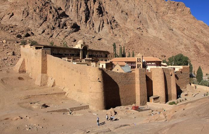 Monte Sinaí - Monasterio de Santa Catalina 1