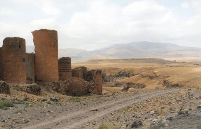 La antigua capital de Armenia, Patrimonio de la Humanidad 1