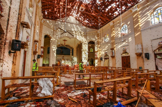 """Sri Lanka: """"No hay un camino hacia la paz, la paz es el camino"""" 1"""