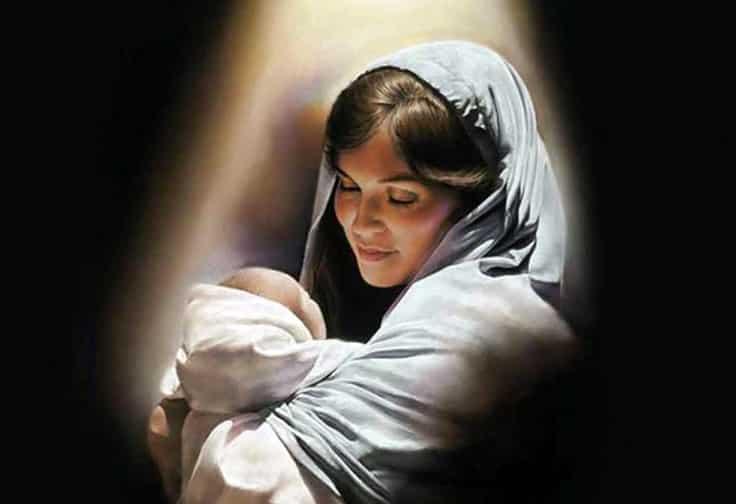 """¿Sabes cuál es el sentido religioso del """"Día de la madre""""? 1"""