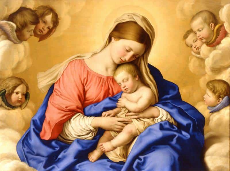 ¿Por qué Mayo es el mes de la Virgen María? 1