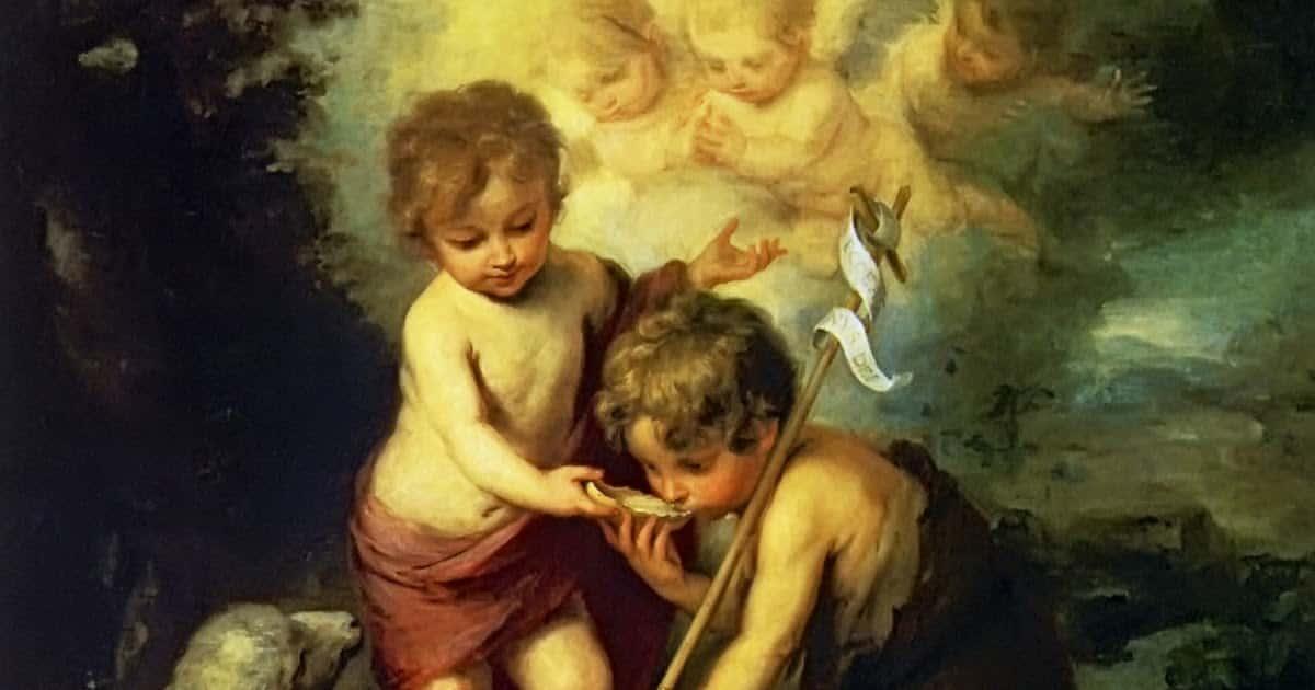 La Natividad de San Juan Bautista - 24 de junio 1