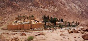 Monte Sinaí - Monasterio de Santa Catalina 2