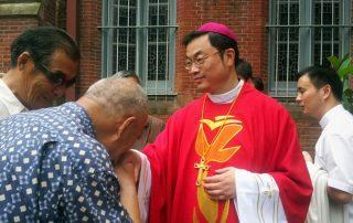Obispo de Shanghai, recluido desde 2012, publica oración a Nuestra Señora de Sheshan 2