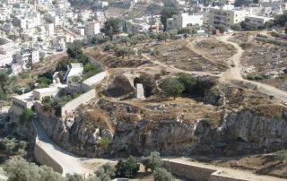 """""""Haceldama"""", Campo de sangre - Jerusalén. La traición de Judas 6"""