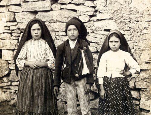 Historia de los Pastorcillos de Fátima