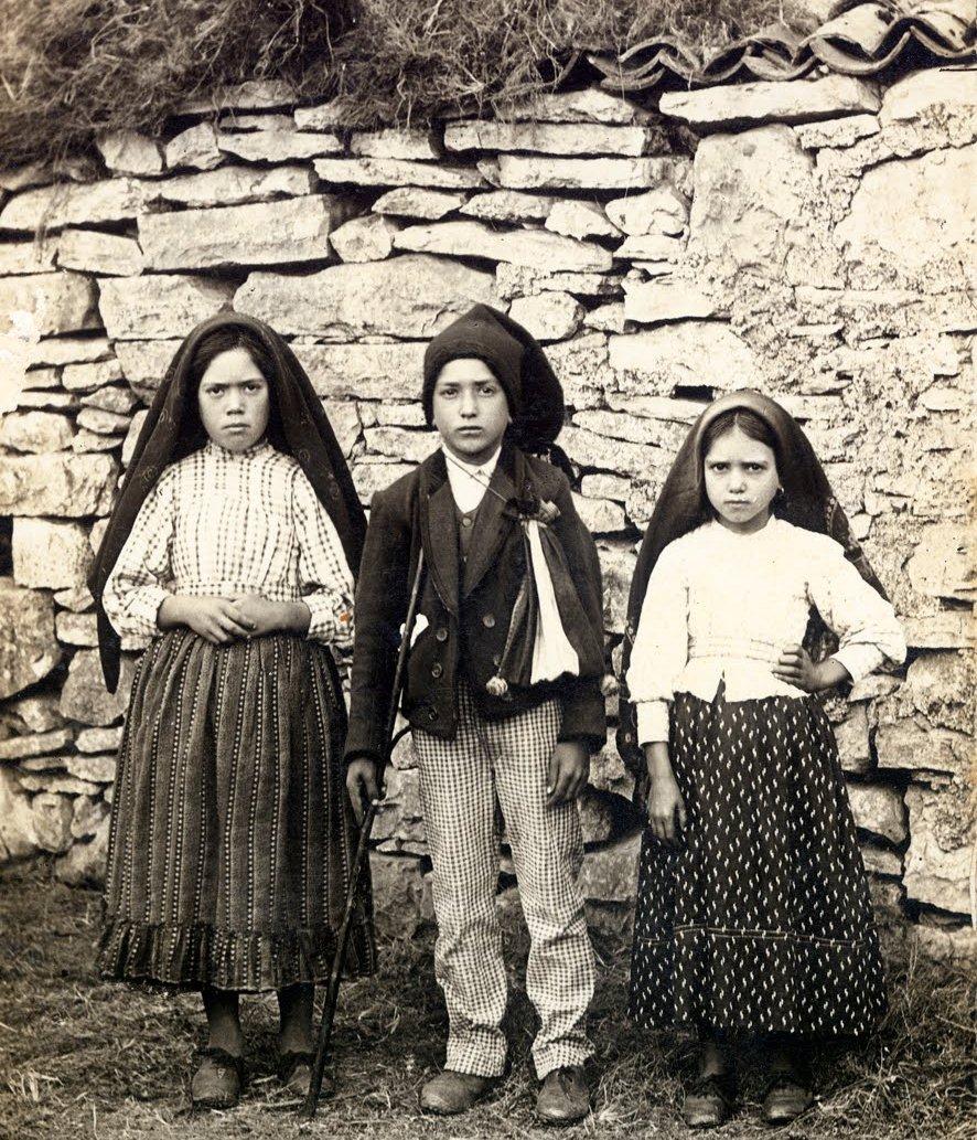 Historia de los Pastorcillos de Fátima 1