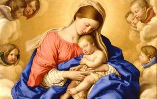 ¿Por qué Mayo es el mes de la Virgen María? 4