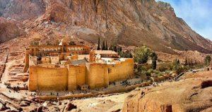 Monte Sinaí - Monasterio de Santa Catalina 4