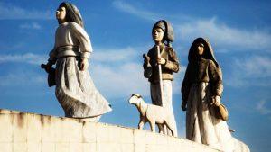Los pastorcillos de Fátima