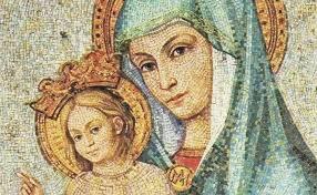 Virgen María - Mayo