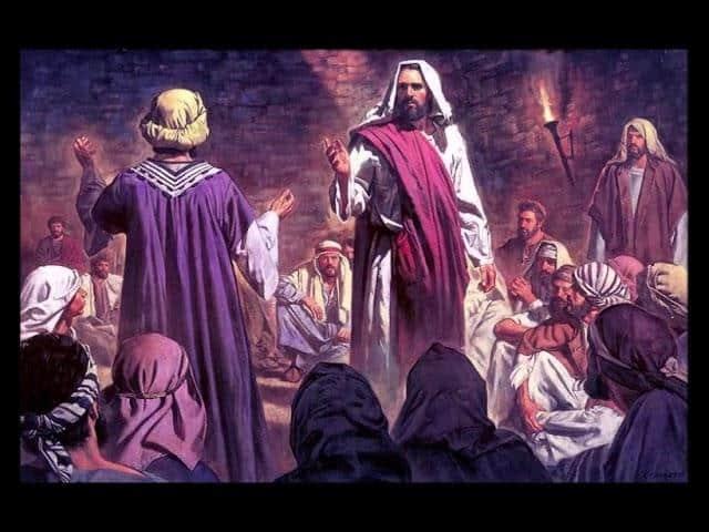 Universidad vaticana analiza los estereotipos atribuidos a los fariseos 1