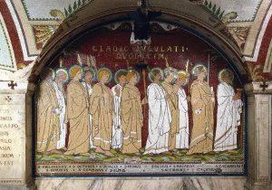 MÁRTIRES DE LYON († 177) - su fiesta se celebra el 2 de junio 2