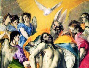 Santísima Trinidad Trisagio