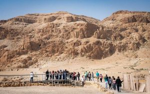 Acantilados de Qumran - una expedición en busca de nuevos rollos del Mar Muerto 7