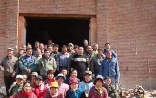 #China - una fábrica abandonada se convierte en iglesia 2