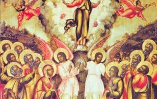 La Ascensión del Señor  -  Explicada por el papa Francisco 9