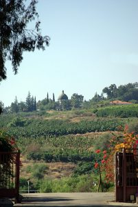 Monte de las Bienaventuranzas - Mar de Galilea 2