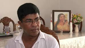 Hace un mes mataron a su mujer en iglesia, hoy perdona a los terroristas de Sri Lanka 1
