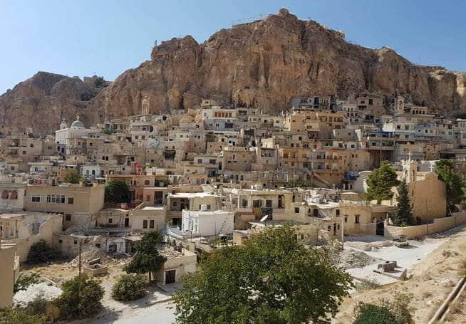 En Maalula (Siria) la lengua de Cristo está en peligro - el arameo 1