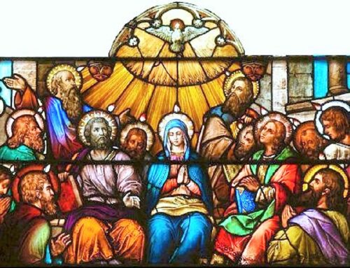Solemnidad de Pentecostés – Venida del Espíritu Santo