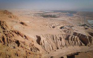 Acantilados de Qumran - una expedición en busca de nuevos rollos del Mar Muerto 3