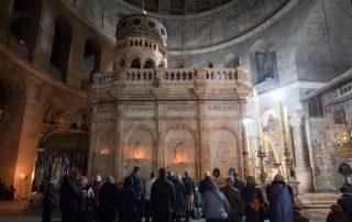 Tierra Santa - Acuerdo para comenzar la segunda etapa de restauración del Santo Sepulcro 3