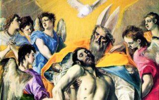 La Trinidad - Principio y origen de la creación, la redención y la santificación 1