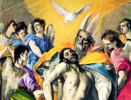 La Trinidad – Principio y origen de la creación, la redención y la santificación