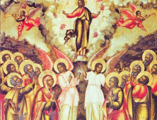 La Ascensión del Señor  –  Explicada por el papa Francisco