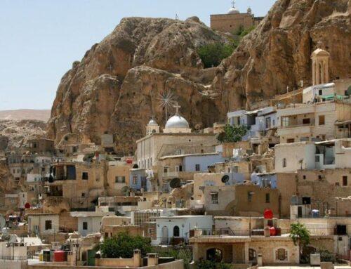 Maalula, Siria – Vuelven peregrinaciones al pueblo que todavía habla el idioma de Jesús