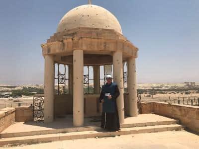 El convento franciscano del río Jordán 50 años después de su clausura 1